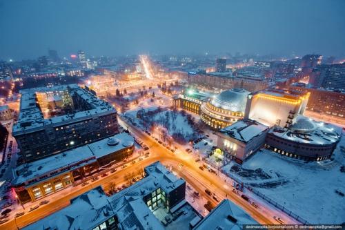 Новости клуба: Приглашение в рабочую поездку Клуба лидеров в Новосибирск