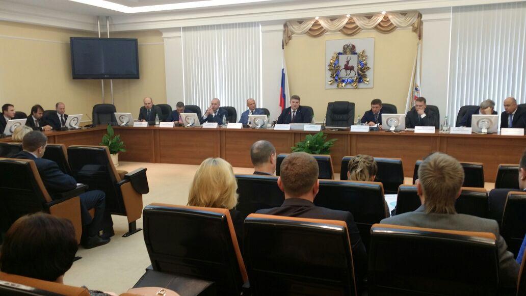 Новости клуба: Рабочая поездка Клуба лидеров в Нижний Новгород