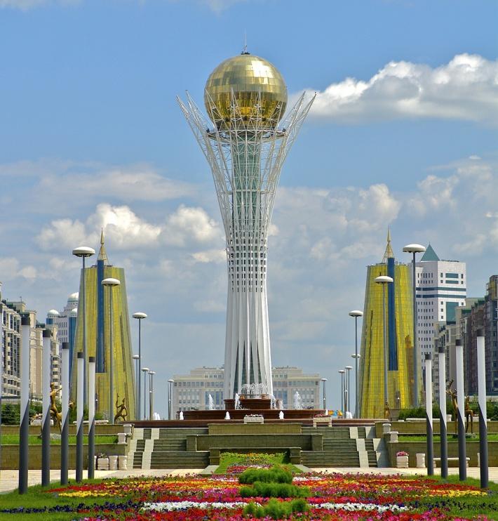 Новости клуба: Деловая поездка в Казахстан