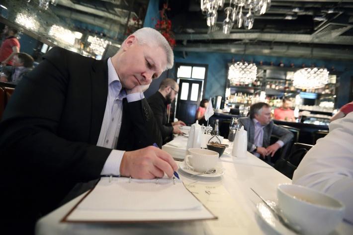 Деловые завтраки: Итоги делового завтрака 28 Марта
