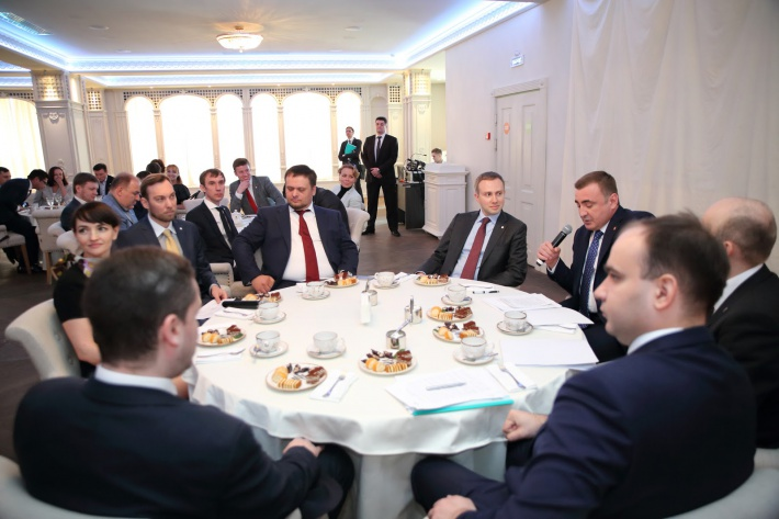 СМИ о клубе: Клуб лидеров на Инвестиционном портале Тульской области