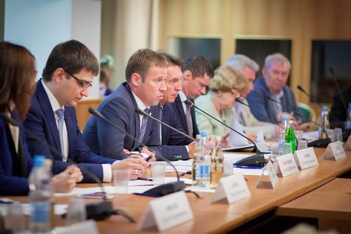 Новости членов клуба: 14 июля состоялось заседание Экспертного совета по развитию биотехнологий: